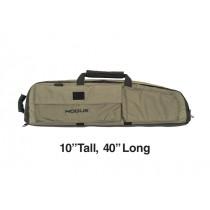 "Medium Double Rifle Bag - OD Green 10"" Tall 40"" Long"