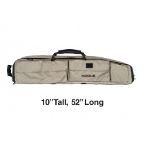 "Extra Large Double Rifle Bag - FDE 10"" Tall 52"" Long"