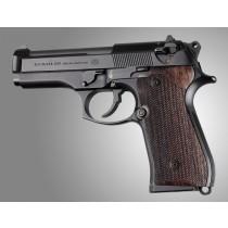Beretta 92 Rosewood Checkered
