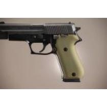 SIG Sauer P220 American Aluminum - Matte Green Anodize