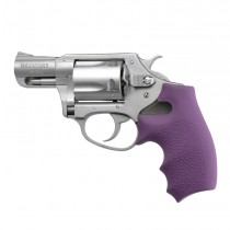 Charter Arms: OverMolded Rubber Monogrip - Purple