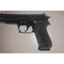 SIG Sauer P220 American Tribal Aluminum - Black Anodize