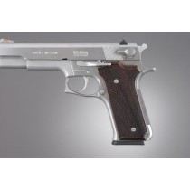 S&W Model 645 Auto, Pau Ferro Checkered