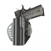 ARS Stage 1 - Carry Holster Commander 1911 Left Hand CF Weave