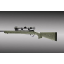 Mauser 98, Military and Sporter Actions Pillar Bed Stock Ghillie Green