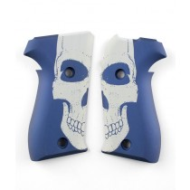 SIG Sauer P225 Aluminum - Matte Blue Skull Anodize