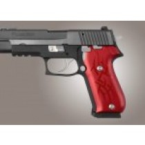 SIG Sauer P220 American Tribal Aluminum - Red Anodize