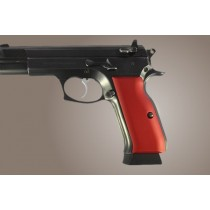 TZ-75 - EAA. P9 Aluminum - Matte Red Anodize