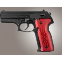 Beretta Cougar 8000 - 8040 - 8357 Tribal Aluminum - Red Anodize
