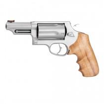 Taurus Tracker/Judge: Smooth Hardwood Grip - Goncalo Alves