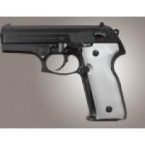 Beretta Cougar 8000 - 8040 - 8357 Aluminum - Matte Clear Anodize