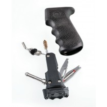 AK-47/AK-74 Rubber Grip Black with Samson Field Survival Kit
