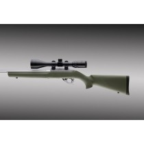 Ruger 10-22 Standard Barrel OD Green Rubber OverMolded Stock