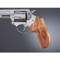 Ruger SP101 Tulipwood No Finger Groove Checkered