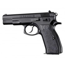 CZ-75 - CZ-85 Piranha Grip G10 - G-Mascus Black/Gray