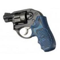 Ruger LCR/LCRx Piranha Grip G10 - G-Mascus Blue Lava