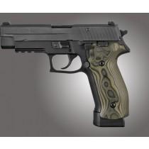 SIG Sauer P226 DA/SA Magrip Smooth G10 - G-Mascus Green