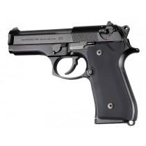 Beretta 92FS Aluminum - Matte Black Anodize