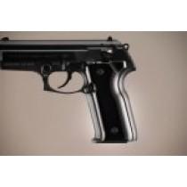 Beretta Cougar 8045 Aluminum - Brushed Gloss Black Anodize