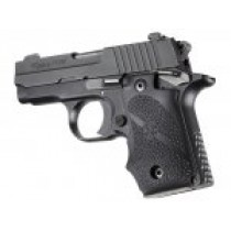 SIG Sauer P238 Ambi Safety Rubber Grip with Finger Grooves