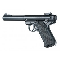 Ruger MK IV Piranha Grip G10 - G-Mascus Black/Grey