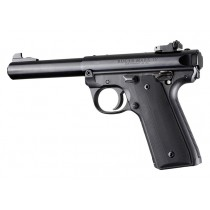 Ruger 22/45 MK IV - Smooth - G10 Solid Black