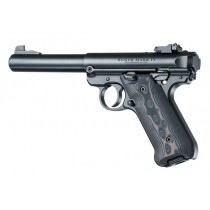 Ruger MK IV G10 - G-Mascus Black/Grey