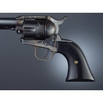Colt Single Action Ebony Cowboy Panels