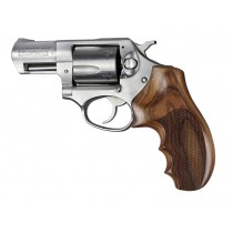 Ruger SP101 Pau Ferro Checkered