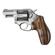 Ruger SP101 Pau Ferro No Finger Groove