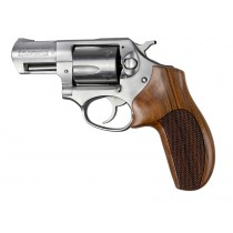 Ruger SP101 Pau Ferro No Finger Groove Checkered