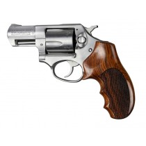 Ruger SP101 Cocobolo Checkered