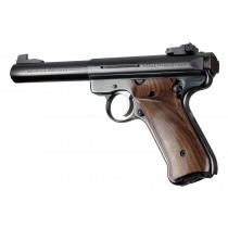 Ruger MK II/III - Smooth - PAU FERRO - Right Hand Thumb Rest
