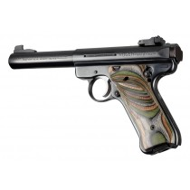 Ruger MK II/III - Smooth - LAMO CAMO - Right Hand Thumb Rest