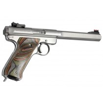 Ruger MK II - Smooth - LAMO CAMO - Left Hand Thumb Rest