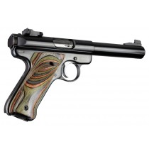 Ruger MK II/III - Smooth - LAMO CAMO - Left Hand Thumb Rest