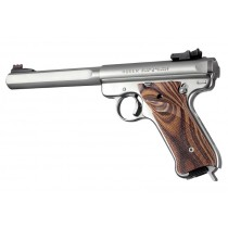 Ruger MK II Kingwood R. Hand Thumb Rest Checkered
