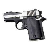 SIG Sauer P938 Ambi Smooth G10 - Solid Black