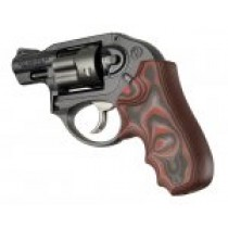 Ruger LCR/LCRx Smooth G10 - G-Mascus Red Lava