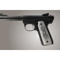 Ruger MK III 22/45 RP Tribal Aluminum - Clear Anodize