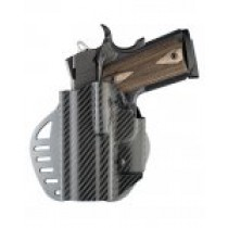 ARS Stage 1 - Carry Officer Model 1911 Left Hand Holster CF Weave