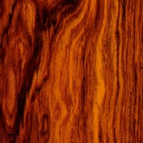 Detective Special, Cocobolo Top Finger Groove
