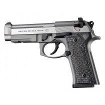 Beretta 92 M9A3/Vertec: Piranha G10 Grip Panels - G-Mascus Black/Grey