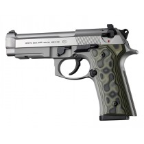 Beretta M9A3, Vertec Panels Smooth G10 - G-Mascus Green