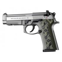 Beretta 92 M9A3/Vertec: Smooth G10 Grip Panels - G-Mascus Green