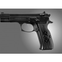 TZ-75 - EAA. P9 Tribal Aluminum - Black Anodize