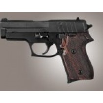 SIG Sauer P245 Rosewood Checkered
