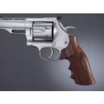 Dan Wesson Large Frame Pau Ferro Checkered