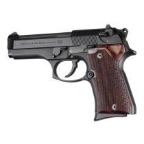 Beretta 92 Compact Cocobolo  Checkered