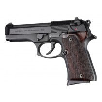 Beretta 92 Compact Rosewood  Checkered